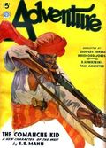Adventure (1910-1971 Ridgway/Butterick/Popular) Pulp Jan 1937