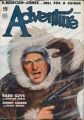 Adventure (1910-1971 Ridgway/Butterick/Popular) Pulp Mar 1937