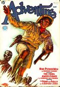 Adventure (1910-1971 Ridgway/Butterick/Popular) Pulp May 1937