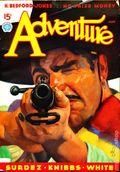 Adventure (1910-1971 Ridgway/Butterick/Popular) Pulp Jun 1937