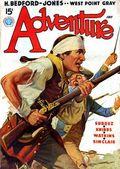 Adventure (1910-1971 Ridgway/Butterick/Popular) Pulp Jul 1937