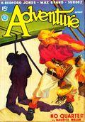 Adventure (1910-1971 Ridgway/Butterick/Popular) Pulp Aug 1937