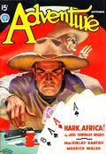 Adventure (1910-1971 Ridgway/Butterick/Popular) Pulp Vol. 97 #5