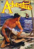 Adventure (1910-1971 Ridgway/Butterick/Popular) Pulp Vol. 98 #1