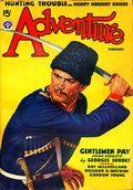 Adventure (1910-1971 Ridgway/Butterick/Popular) Pulp Feb 1938