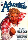 Adventure (1910-1971 Ridgway/Butterick/Popular) Pulp Mar 1938