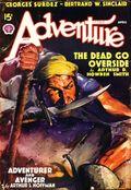 Adventure (1910-1971 Ridgway/Butterick/Popular) Pulp Apr 1938