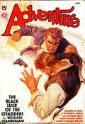 Adventure (1910-1971 Ridgway/Butterick/Popular) Pulp May 1938