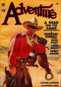 Adventure (1910-1971 Ridgway/Butterick/Popular) Pulp Aug 1938