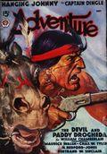 Adventure (1910-1971 Ridgway/Butterick/Popular) Pulp Sep 1938