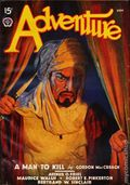 Adventure (1910-1971 Ridgway/Butterick/Popular) Pulp Vol. 100 #1