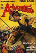 Adventure (1910-1971 Ridgway/Butterick/Popular) Pulp Dec 1938