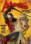Adventure (1910-1971 Ridgway/Butterick/Popular) Pulp May 1939