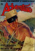 Adventure (1910-1971 Ridgway/Butterick/Popular) Pulp Jul 1939