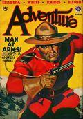 Adventure (1910-1971 Ridgway/Butterick/Popular) Pulp Aug 1939