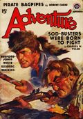Adventure (1910-1971 Ridgway/Butterick/Popular) Pulp Vol. 101 #5