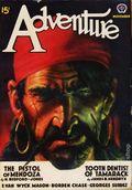 Adventure (1910-1971 Ridgway/Butterick/Popular) Pulp Nov 1939