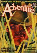 Adventure (1910-1971 Ridgway/Butterick/Popular) Pulp Dec 1939