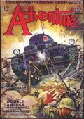 Adventure (1910-1971 Ridgway/Butterick/Popular) Pulp Jan 1940