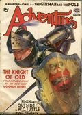 Adventure (1910-1971 Ridgway/Butterick/Popular) Pulp Vol. 102 #5