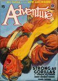 Adventure (1910-1971 Ridgway/Butterick/Popular) Pulp Apr 1940