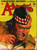 Adventure (1910-1971 Ridgway/Butterick/Popular) Pulp May 1940