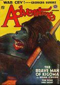 Adventure (1910-1971 Ridgway/Butterick/Popular) Pulp Sep 1940