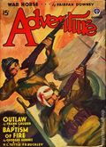 Adventure (1910-1971 Ridgway/Butterick/Popular) Pulp Oct 1940