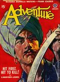 Adventure (1910-1971 Ridgway/Butterick/Popular) Pulp Jan 1941