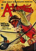 Adventure (1910-1971 Ridgway/Butterick/Popular) Pulp Vol. 105 #1