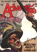 Adventure (1910-1971 Ridgway/Butterick/Popular) Pulp Aug 1941