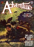Adventure (1910-1971 Ridgway/Butterick/Popular) Pulp Vol. 105 #6