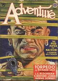 Adventure (1910-1971 Ridgway/Butterick/Popular) Pulp Nov 1941
