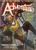 Adventure (1910-1971 Ridgway/Butterick/Popular) Pulp Vol. 106 #4