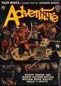 Adventure (1910-1971 Ridgway/Butterick/Popular) Pulp Jul 1942