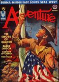 Adventure (1910-1971 Ridgway/Butterick/Popular) Pulp Aug 1942