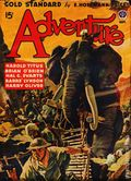 Adventure (1910-1971 Ridgway/Butterick/Popular) Pulp Vol. 107 #5