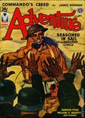 Adventure (1910-1971 Ridgway/Butterick/Popular) Pulp Dec 1942