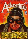 Adventure (1910-1971 Ridgway/Butterick/Popular) Pulp Feb 1943