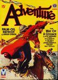 Adventure (1910-1971 Ridgway/Butterick/Popular) Pulp Mar 1943