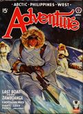 Adventure (1910-1971 Ridgway/Butterick/Popular) Pulp Apr 1943