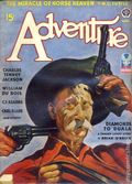 Adventure (1910-1971 Ridgway/Butterick/Popular) Pulp Vol. 109 #1