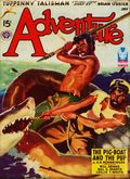 Adventure (1910-1971 Ridgway/Butterick/Popular) Pulp Jul 1943