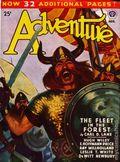 Adventure (1910-1971 Ridgway/Butterick/Popular) Pulp Aug 1943