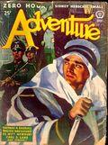 Adventure (1910-1971 Ridgway/Butterick/Popular) Pulp Oct 1943