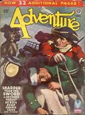 Adventure (1910-1971 Ridgway/Butterick/Popular) Pulp Vol. 110 #1