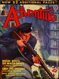 Adventure (1910-1971 Ridgway/Butterick/Popular) Pulp Vol. 110 #2