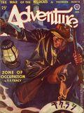 Adventure (1910-1971 Ridgway/Butterick/Popular) Pulp Jan 1944