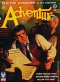 Adventure (1910-1971 Ridgway/Butterick/Popular) Pulp Vol. 110 #4