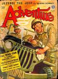 Adventure (1910-1971 Ridgway/Butterick/Popular) Pulp Vol. 111 #1